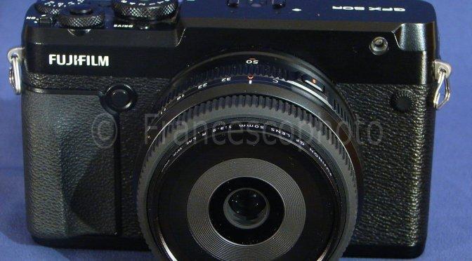 Fujifilm GFX 50R: test