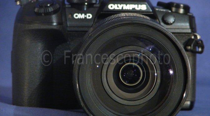 Olympus OM-D EM1 II: test