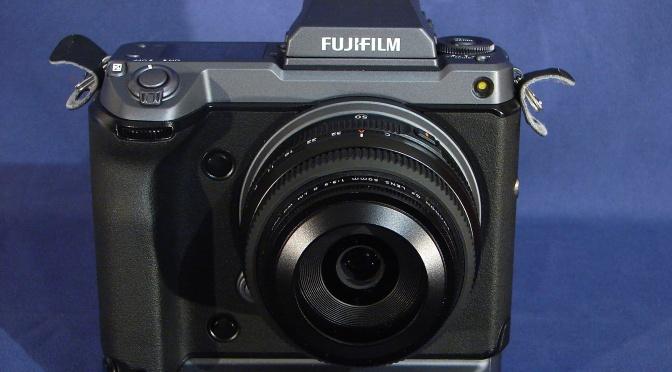 Fujifilm GFX 100: test
