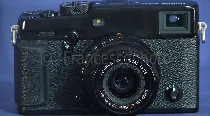 Fujifilm X-Pro3: test