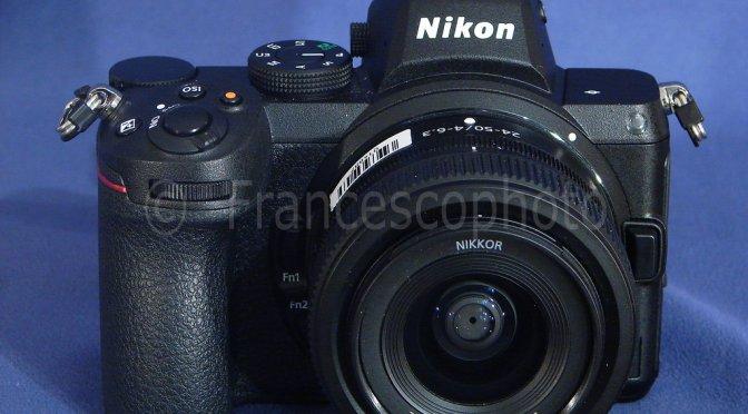 Nikon Z5: test