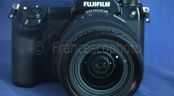 Fujifilm GFX 100S: test